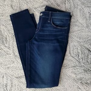 Guess Power Skinny Low Cut Jeans Sz 29